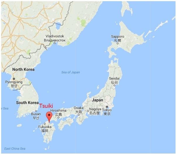 tsuiki location japan