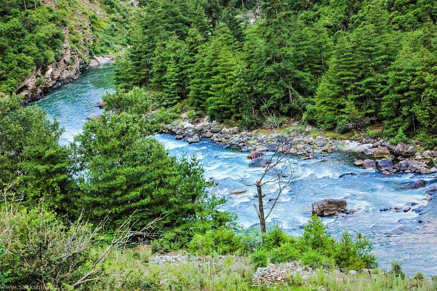 bhutan rivers