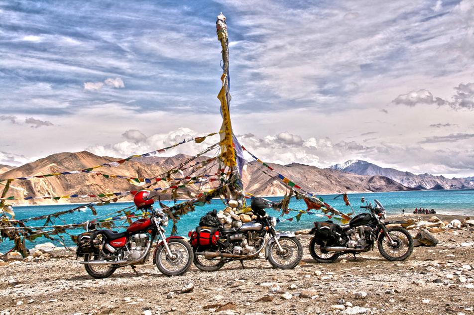 Srinagar to Leh - NH 1