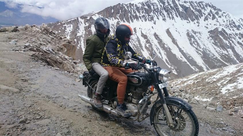 Himalaya bike trip