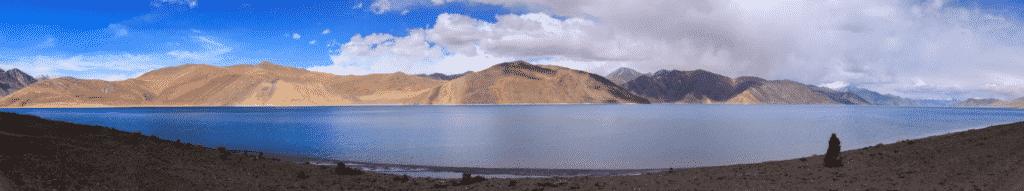 Pangong-Tso lake Leh