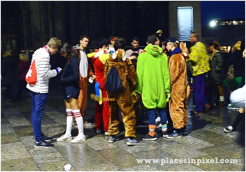 Cologne carnival 2017-18