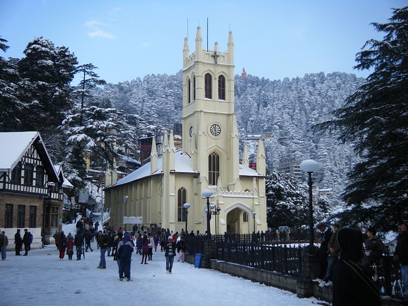 shimla himachal pradesh india