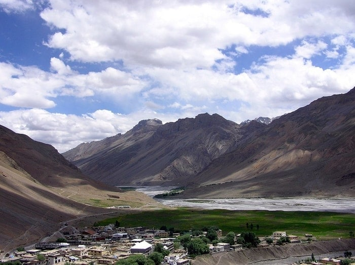 KAZA himachal pradesh india