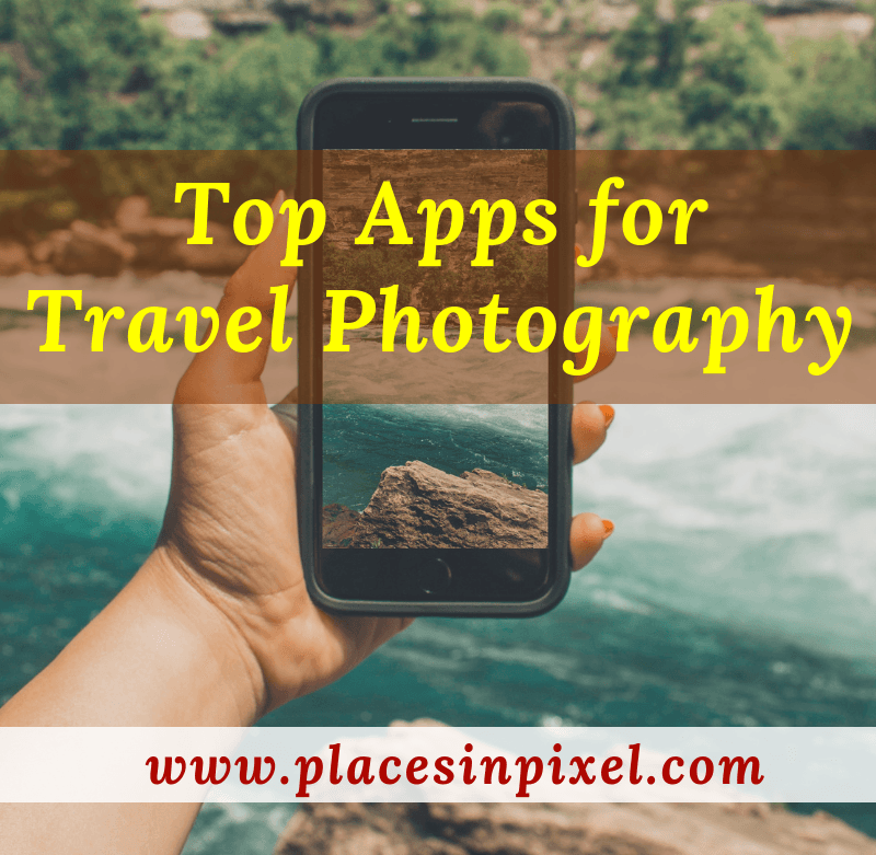 travel photography apps