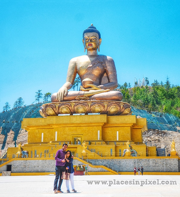 travel blogger Bhutan travel guide