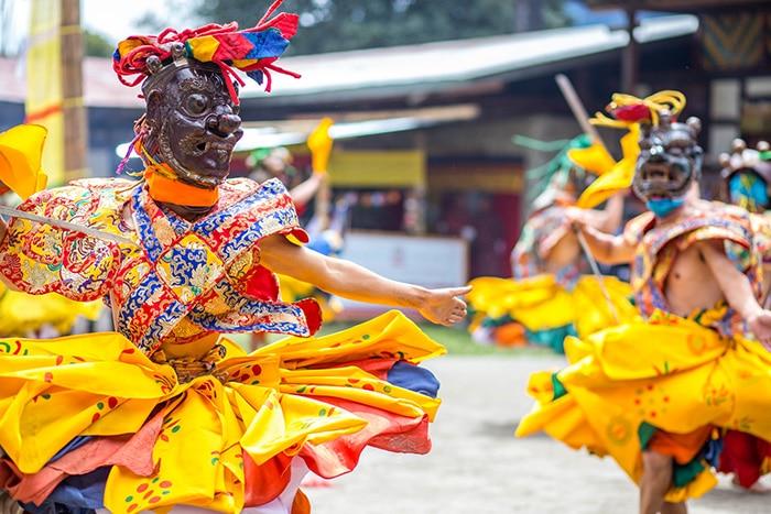 festival Bhutan travel guide