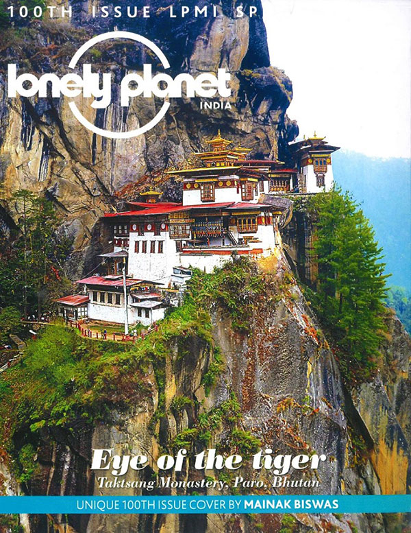Tigers Nest Lonely Planet
