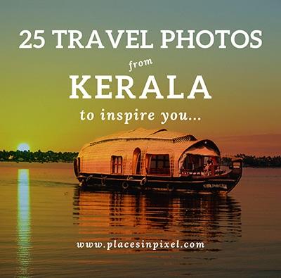 travel photos from Kerala