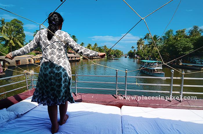 kerala honeymoon backwater