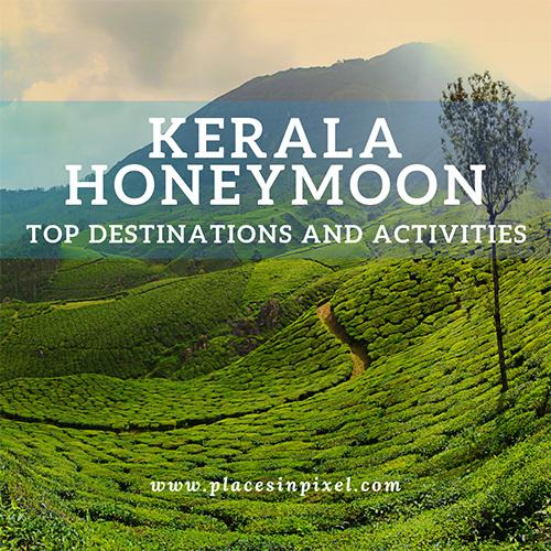 kerala honeymoon destination