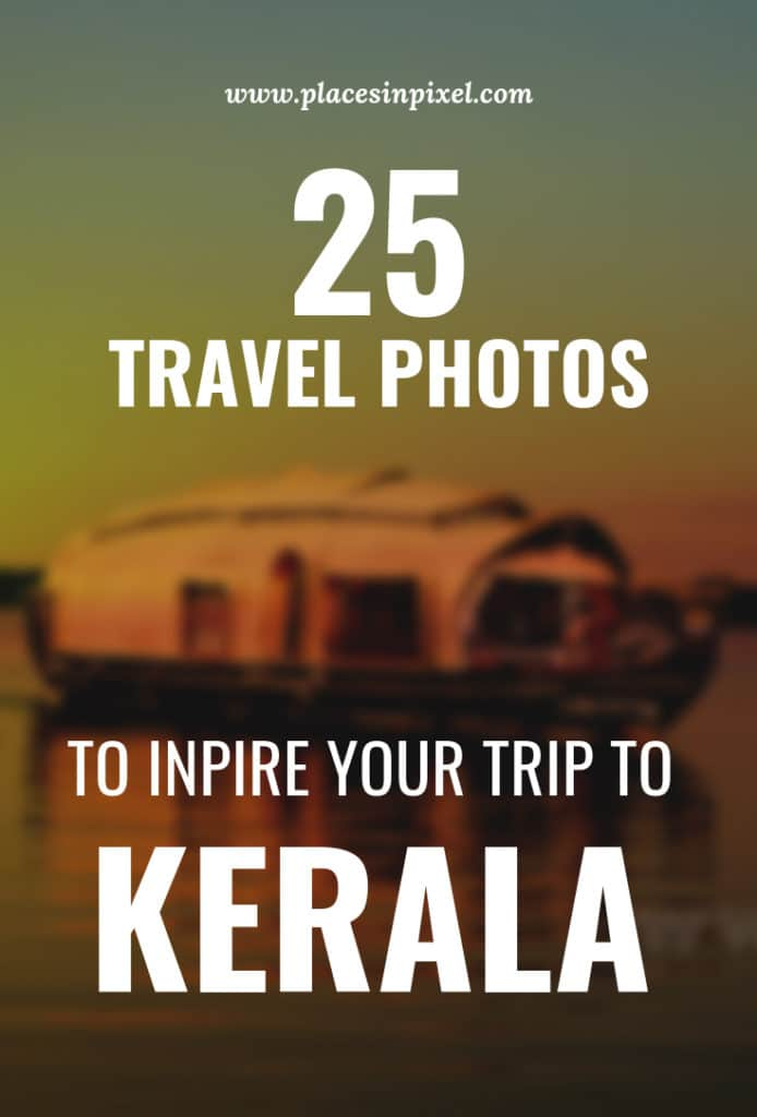 travel photos from Kerala
