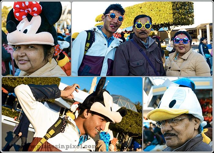 happiness in Tokyo Disneyland