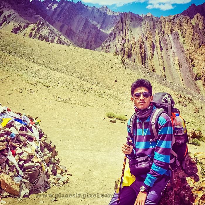 trekking continues