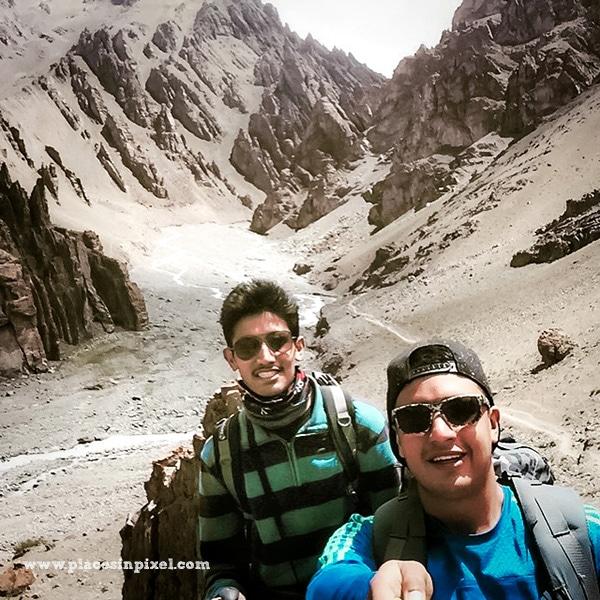 Stok Kangri trek Base Camp