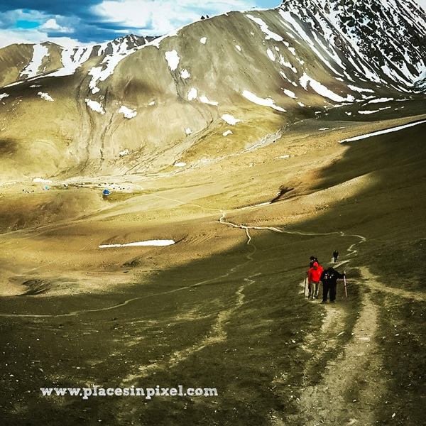 Stok Kangri acclimatization trek