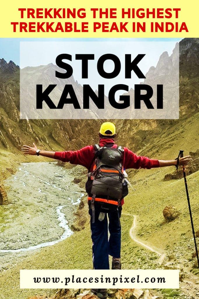 Stok Kangri trek