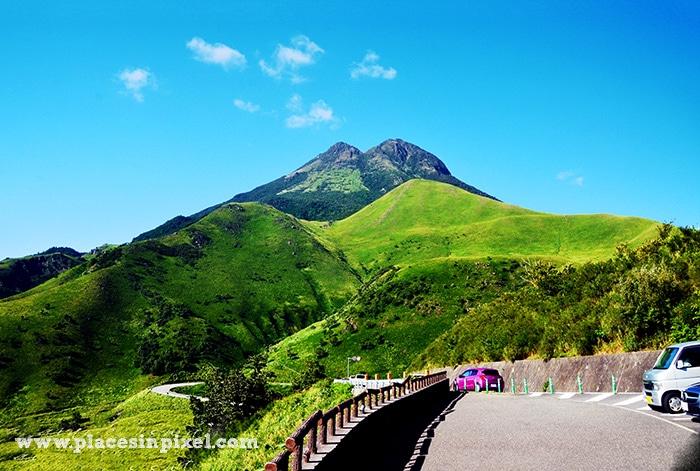 kyushu road trip landscape