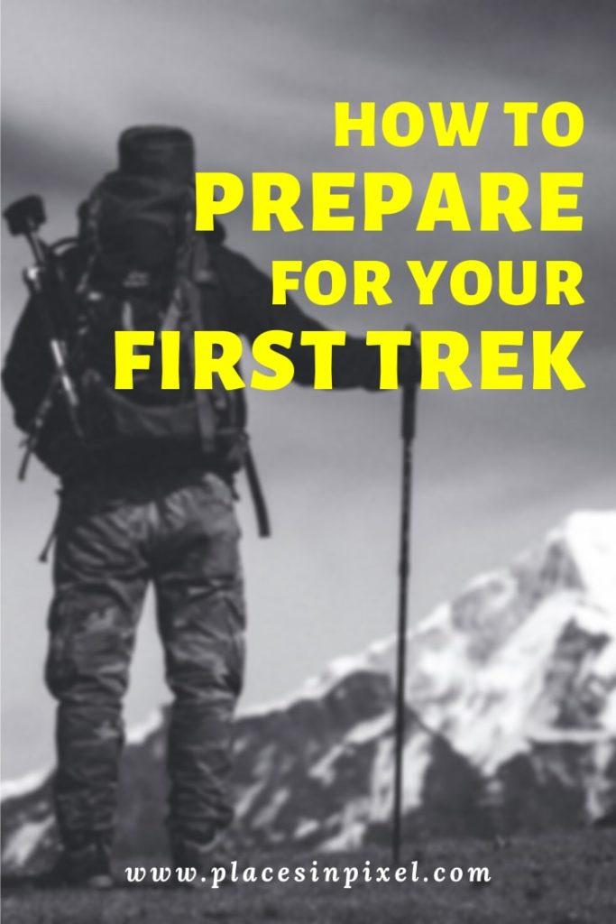 Trekking Preparation