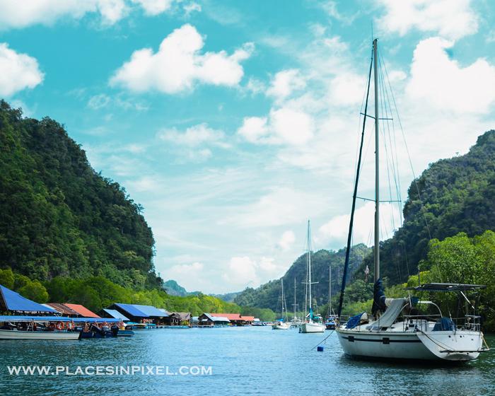 yacht langkawi