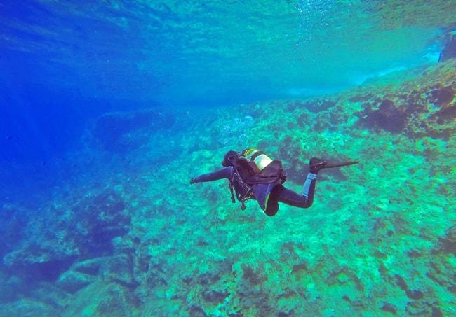 underwater activities in Doha