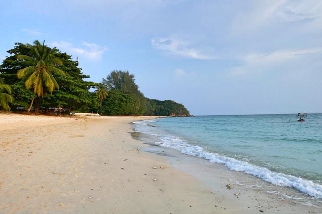 kapas island malaysia