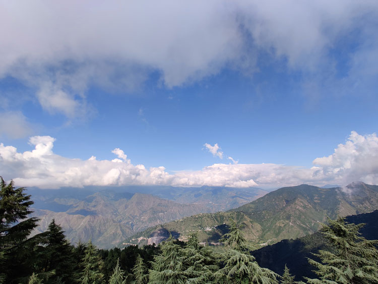 road trip from delhi to Mussoorie