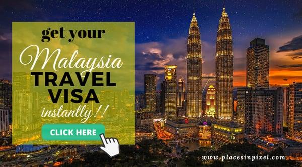 Malaysia Travel Visa