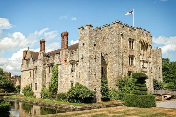 hever castle london
