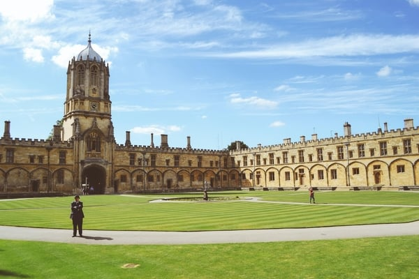 oxford palace - road trips from london