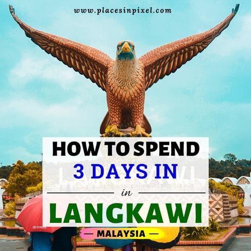 Perfect Langkawi travel itinerary