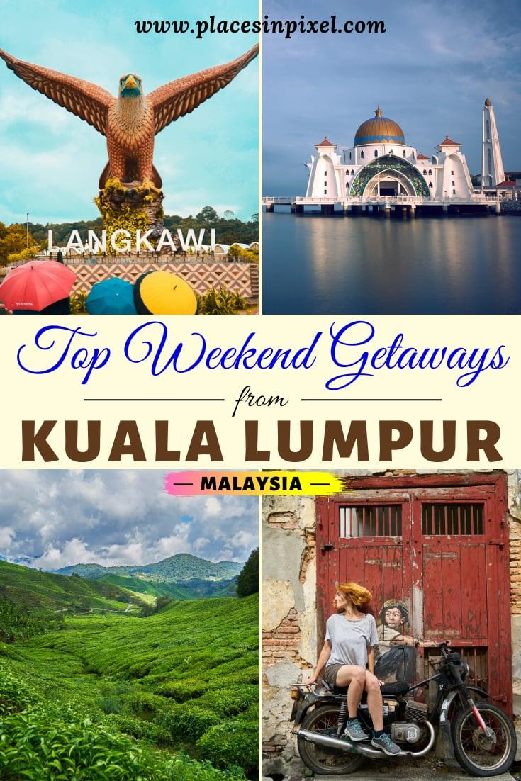 Trips from Kuala Lumpur
