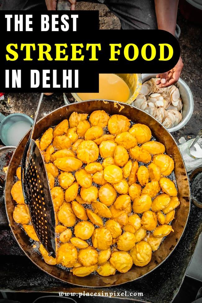 Delhi's Street Food Culture