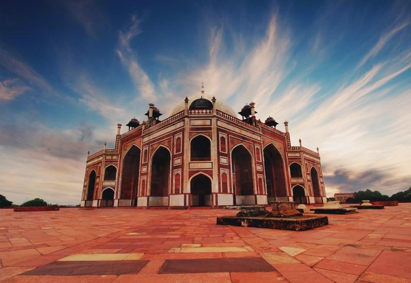 Delhi's historical monuments