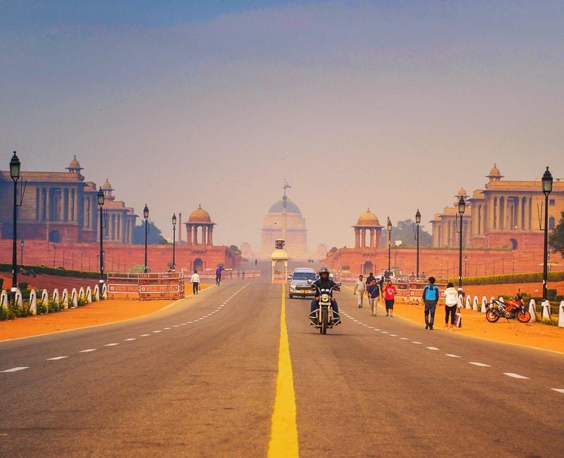 delhi travel itinerary 2 days