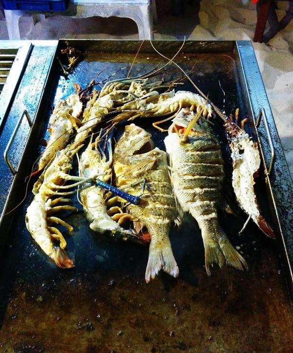 seafood in sri lanka