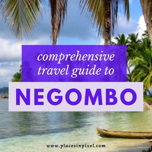 negombo travel guide
