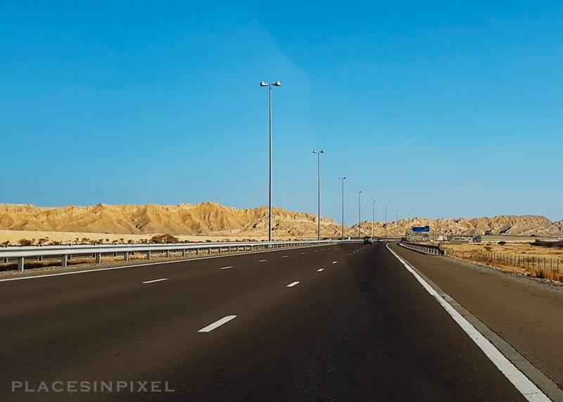Al Ain Road trip