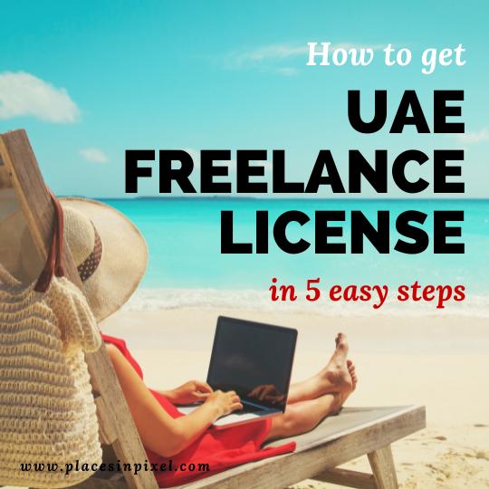 UAE FREELANCE VISA